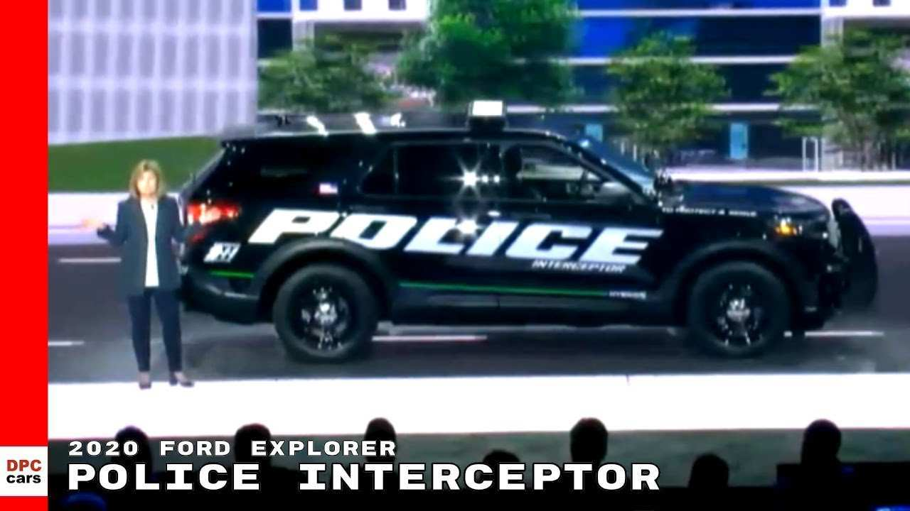 81 Concept of 2020 Ford Police Interceptor History with 2020 Ford Police Interceptor