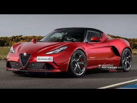 81 Concept of Alfa Spider 2020 Configurations for Alfa Spider 2020