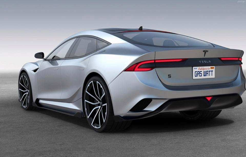 81 Concept of Tesla S 2019 Model with Tesla S 2019