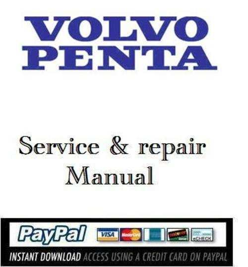 81 Concept of Volvo Penta 2020D Service Manual Exterior by Volvo Penta 2020D Service Manual