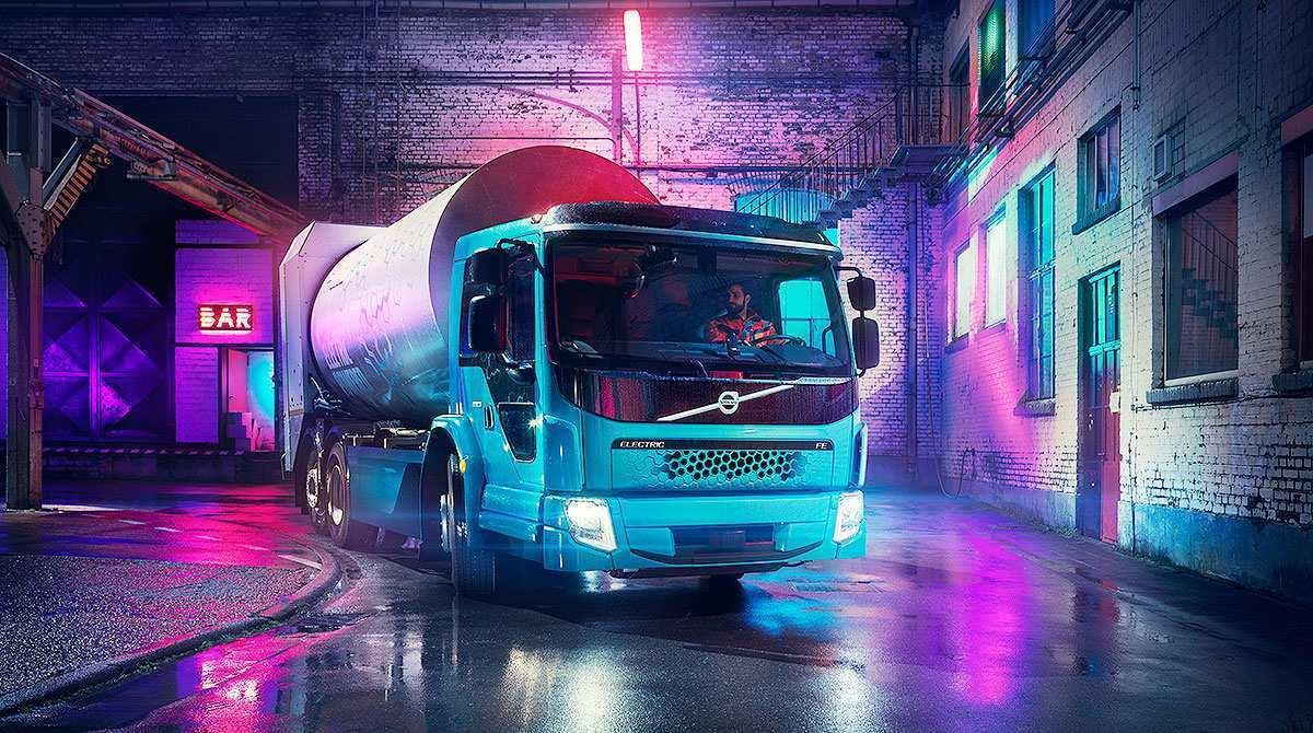 81 Concept of Volvo Trucks 2020 Configurations for Volvo Trucks 2020