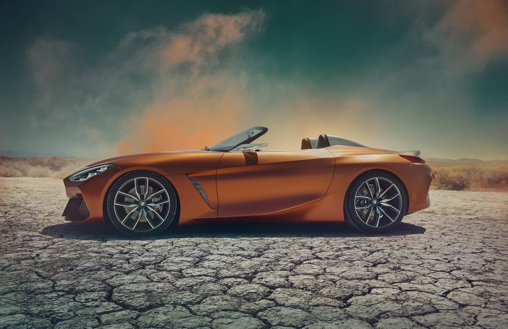 81 Gallery of 2019 Bmw Z4 Concept Ratings by 2019 Bmw Z4 Concept