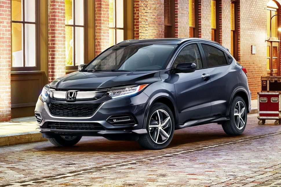 81 Gallery of 2019 Honda Hrv Redesign Research New with 2019 Honda Hrv Redesign