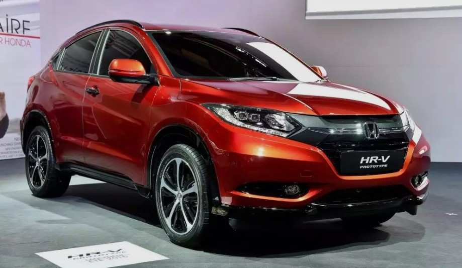 81 Gallery of 2019 Honda Hrv Rumors Rumors for 2019 Honda Hrv Rumors