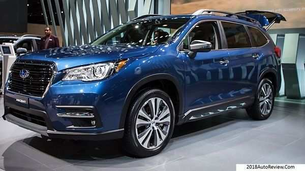 81 Gallery of 2019 Subaru Ascent Release Date New Concept by 2019 Subaru Ascent Release Date