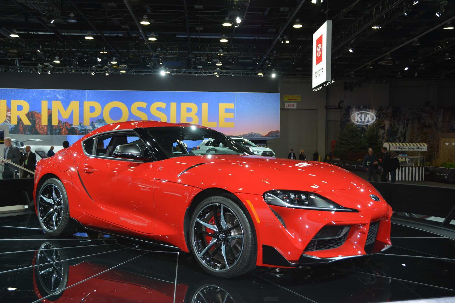 81 Gallery of 2019 Toyota Supra Release Date by 2019 Toyota Supra