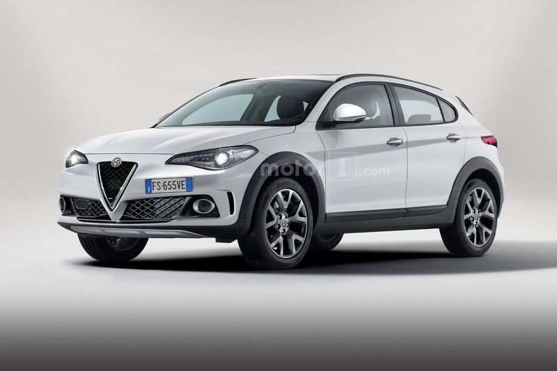 81 Gallery of 2020 Alfa Romeo Stelvio Spy Shoot with 2020 Alfa Romeo Stelvio