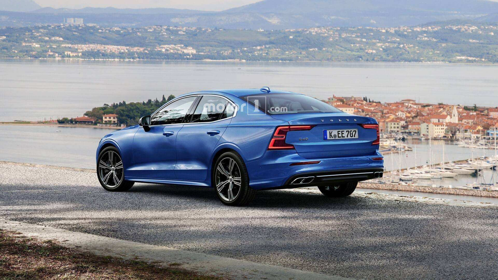 81 Gallery of New 2019 Volvo S60 Spesification with New 2019 Volvo S60