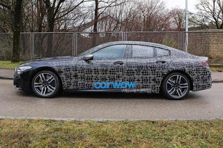 81 Great 2019 Bmw 8 Series Gran Coupe Redesign for 2019 Bmw 8 Series Gran Coupe