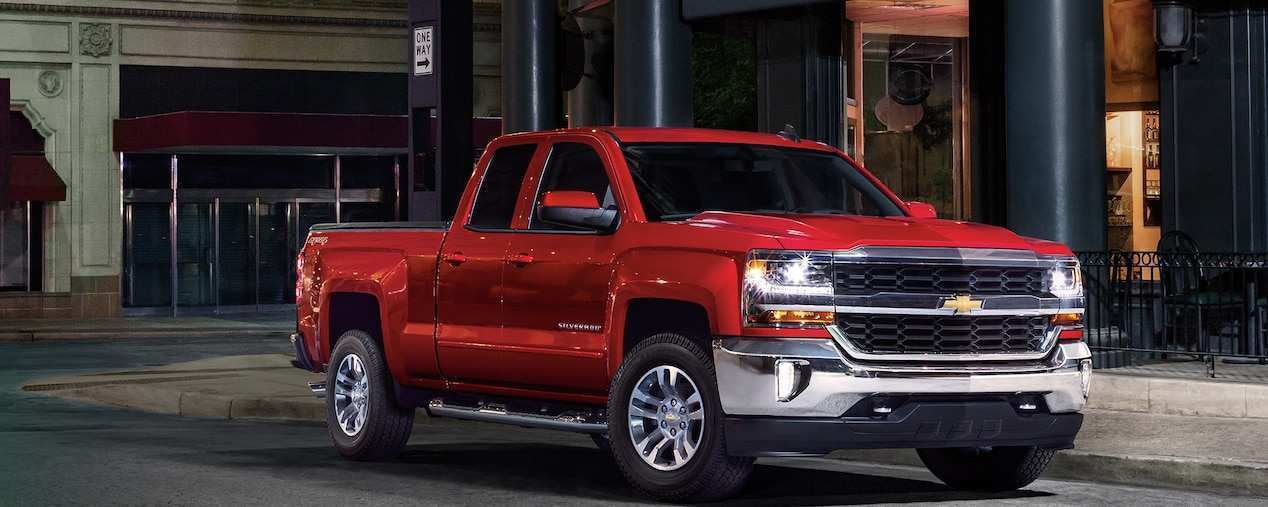 81 Great 2019 Chevrolet 1500 Mpg Overview with 2019 Chevrolet 1500 Mpg