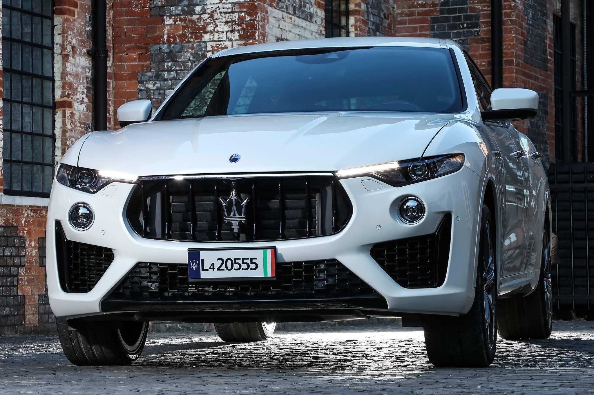 81 Great 2019 Maserati Suv Research New for 2019 Maserati Suv