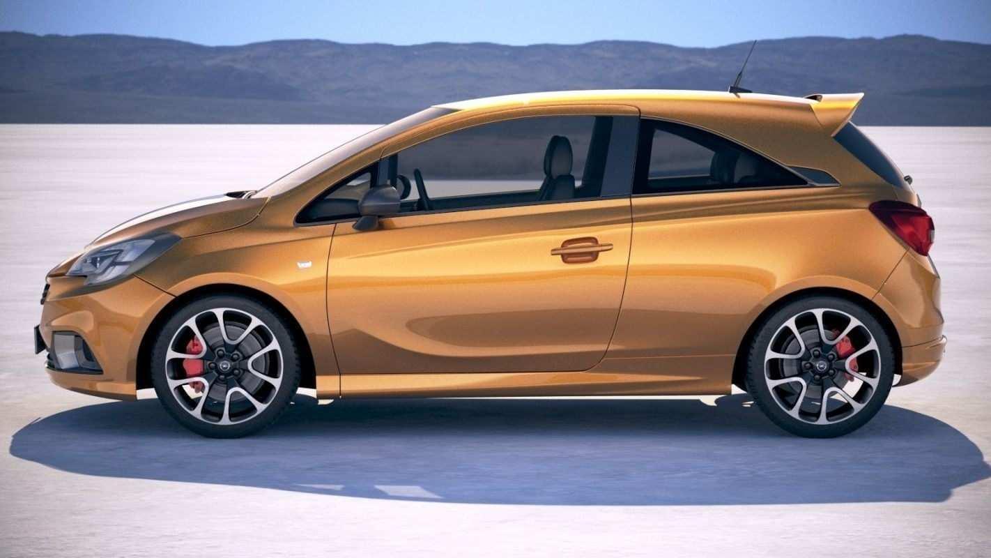 81 Great 2019 Opel Corsa Spy Shoot with 2019 Opel Corsa