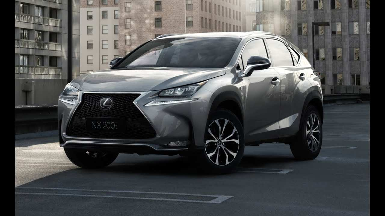 81 Great 2020 Lexus Nx200 Pricing for 2020 Lexus Nx200