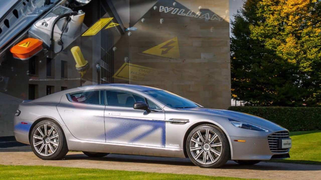 81 New 2019 Aston Martin Rapide Specs for 2019 Aston Martin Rapide