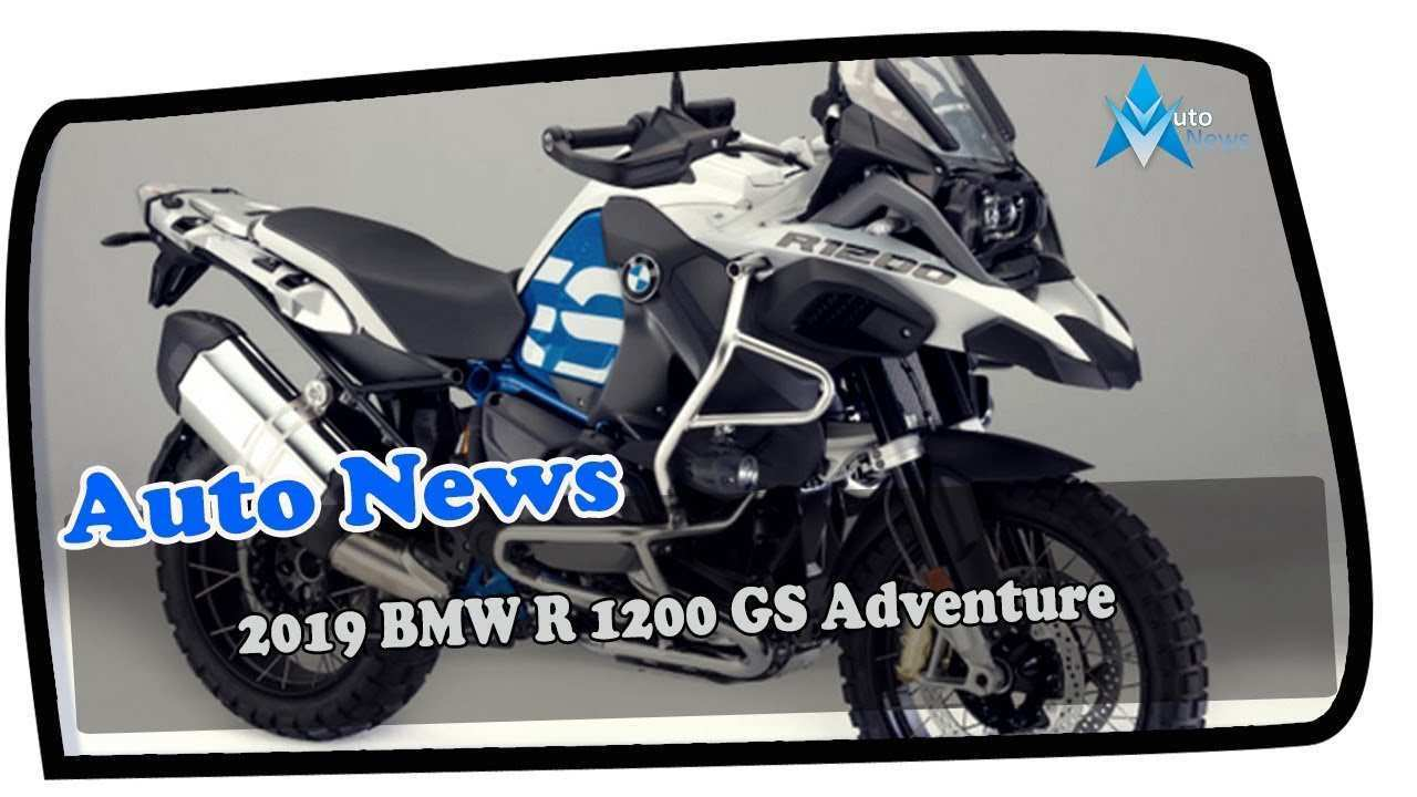 81 New 2019 Bmw 1200 Gs Adventure Concept with 2019 Bmw 1200 Gs Adventure