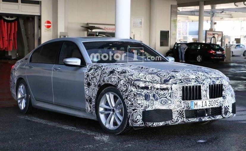 81 New 2019 Bmw 7 Series Coupe Specs by 2019 Bmw 7 Series Coupe