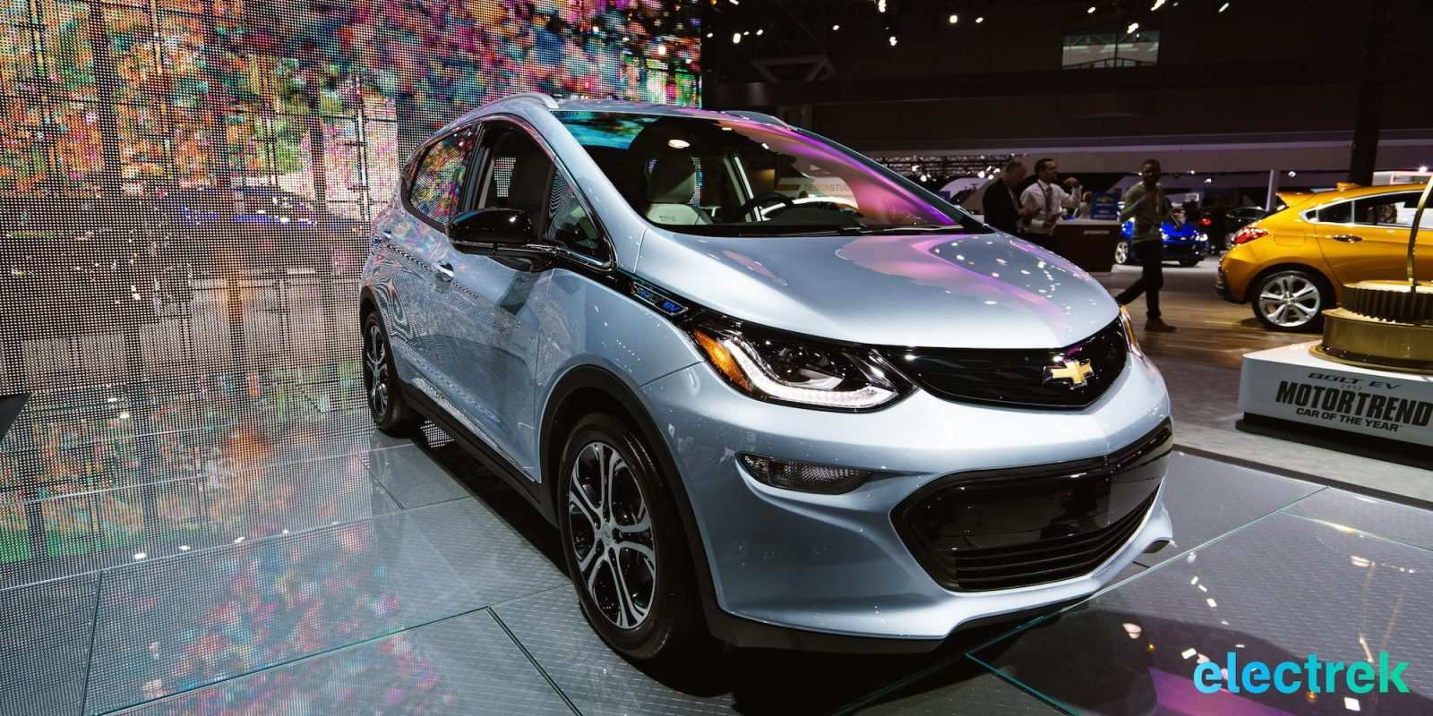 81 New 2019 Chevrolet Bolt Ev Performance and New Engine with 2019 Chevrolet Bolt Ev