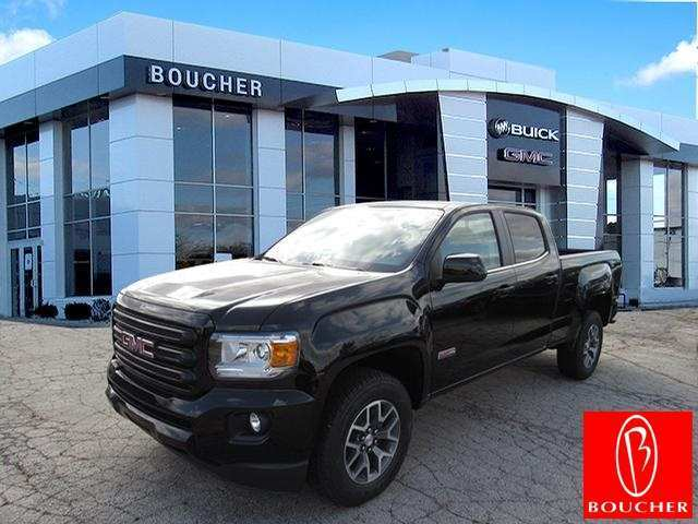 81 New 2019 Gmc Canyon All Terrain Reviews with 2019 Gmc Canyon All Terrain
