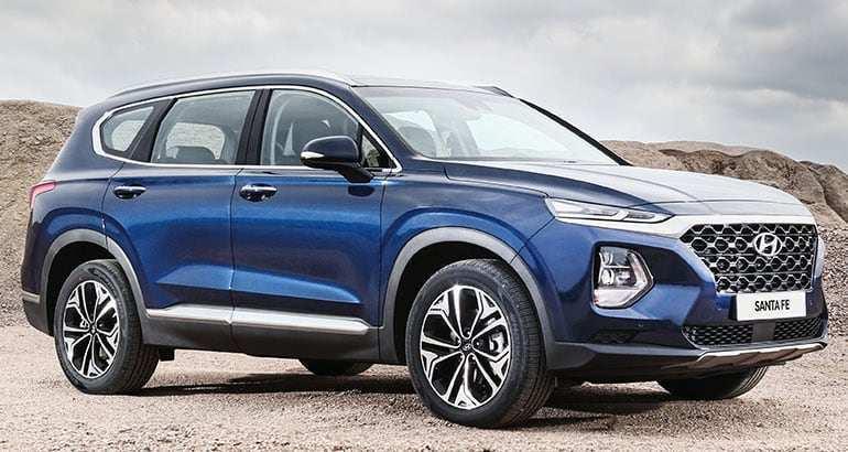 81 New 2019 Hyundai Santa Fe Pickup Picture by 2019 Hyundai Santa Fe Pickup