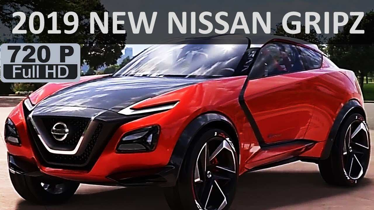81 New 2019 Nissan Gripz Specs and Review by 2019 Nissan Gripz