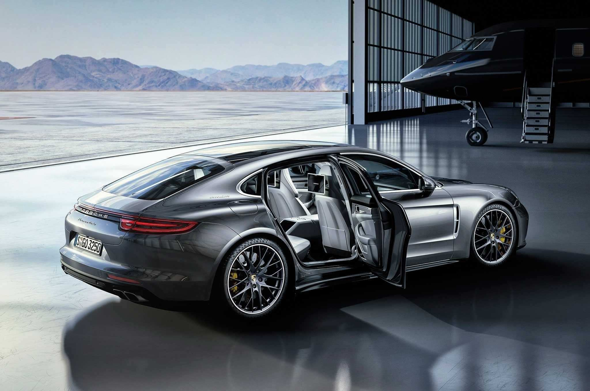 81 New 2019 Porsche Panamera Turbo Specs and Review by 2019 Porsche Panamera Turbo