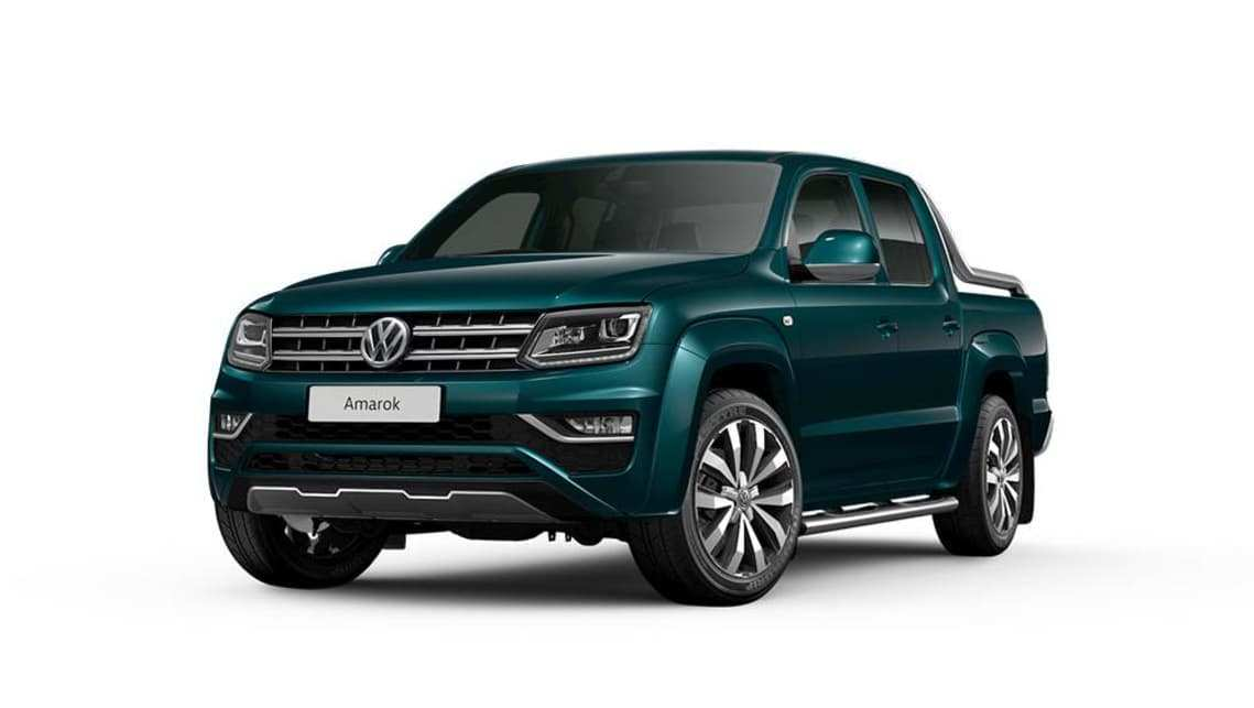 81 New 2019 Vw Amarok Redesign and Concept by 2019 Vw Amarok
