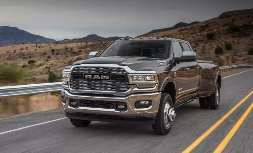 81 New 2020 Dodge Dually Release for 2020 Dodge Dually