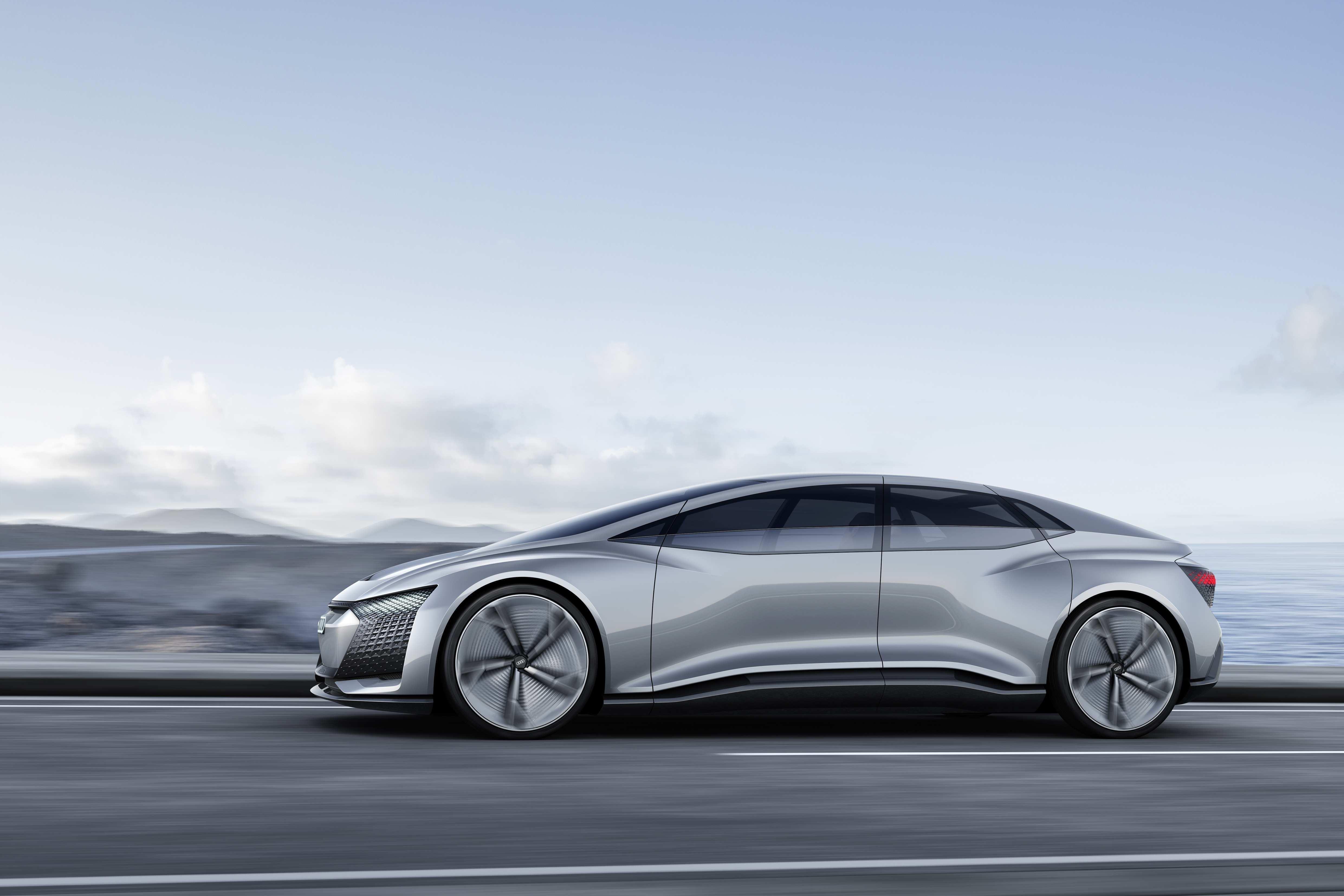 81 New Audi 2020 Self Driving Car Photos by Audi 2020 Self Driving Car