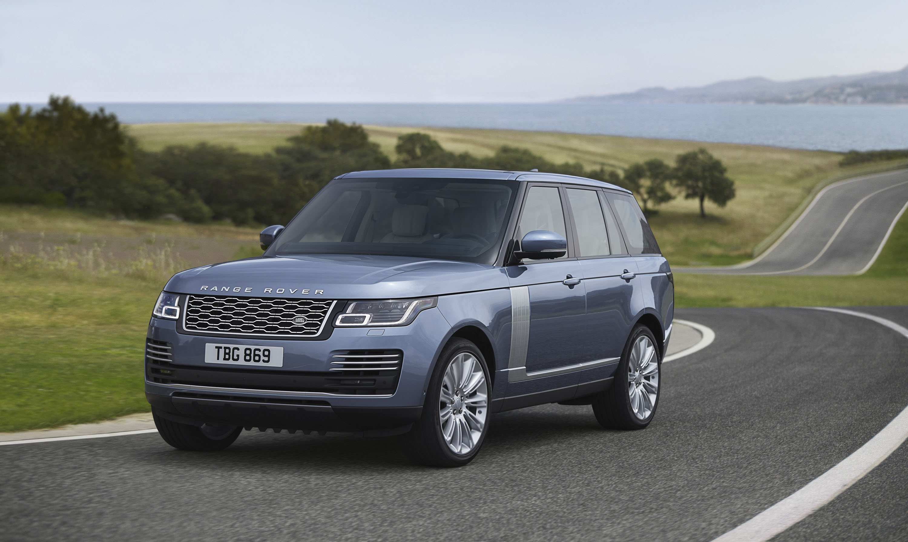 81 New Land Rover Range Rover Vogue 2019 Exterior with Land Rover Range Rover Vogue 2019