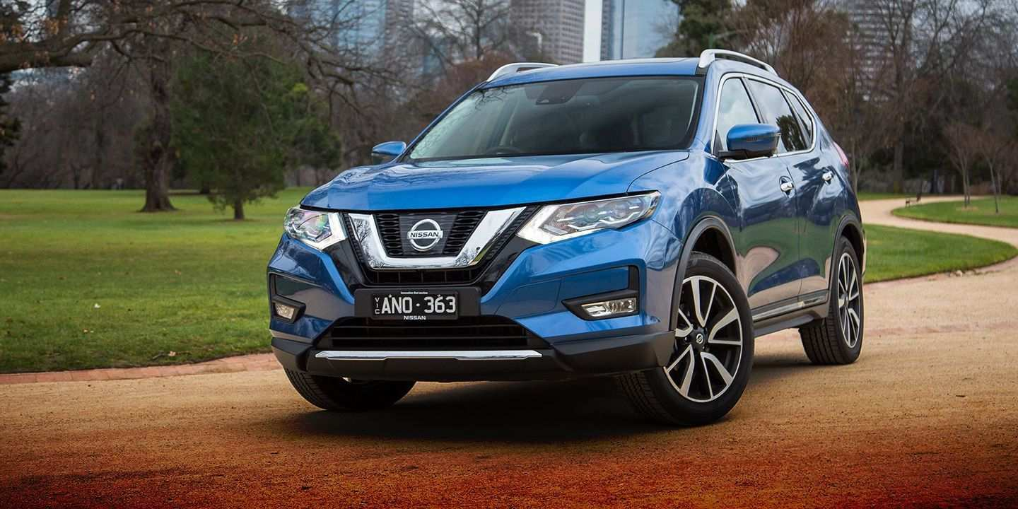 81 New Nissan X Trail 2020 Configurations by Nissan X Trail 2020