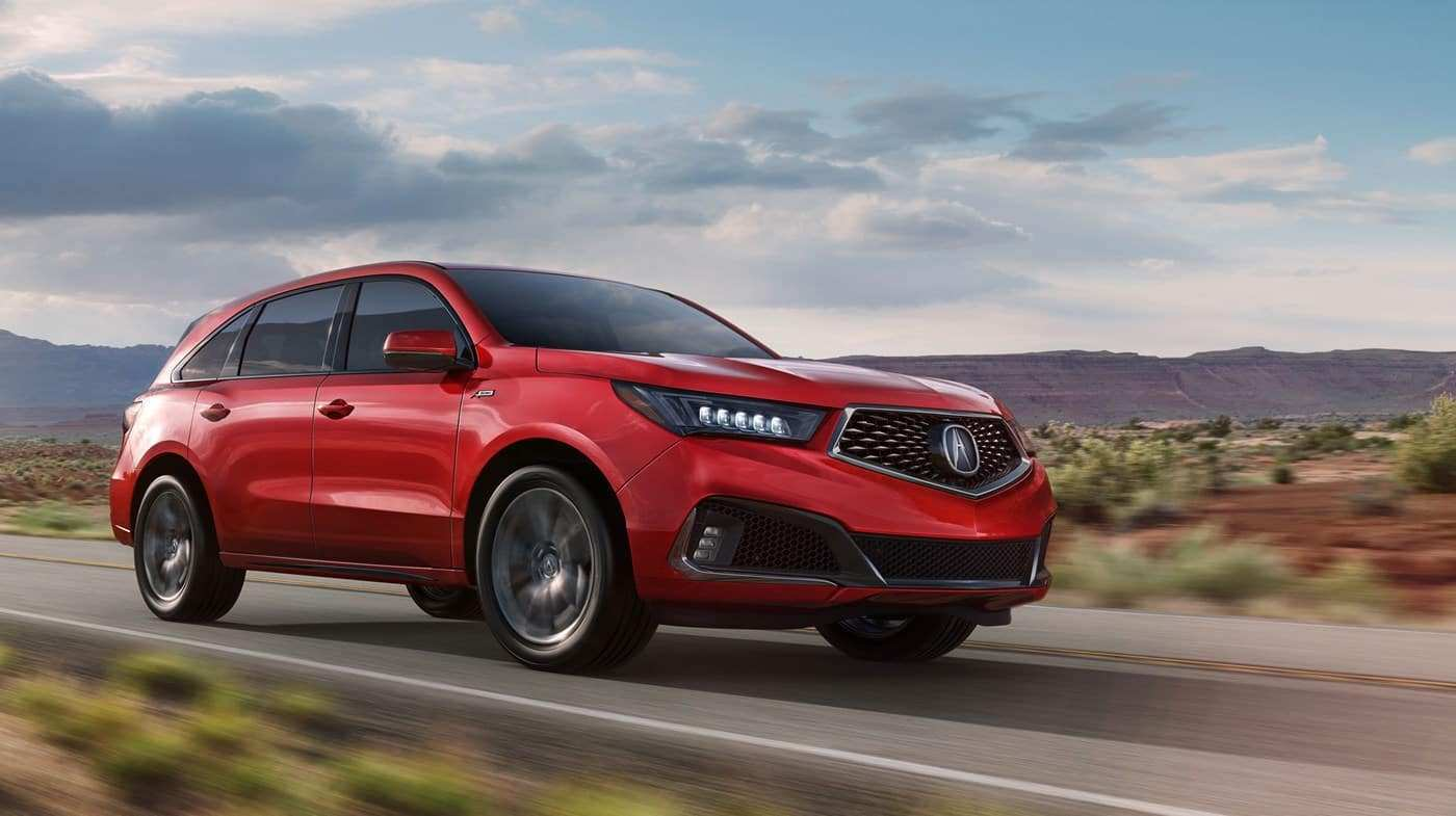 81 The 2019 Acura Suv Performance and New Engine with 2019 Acura Suv