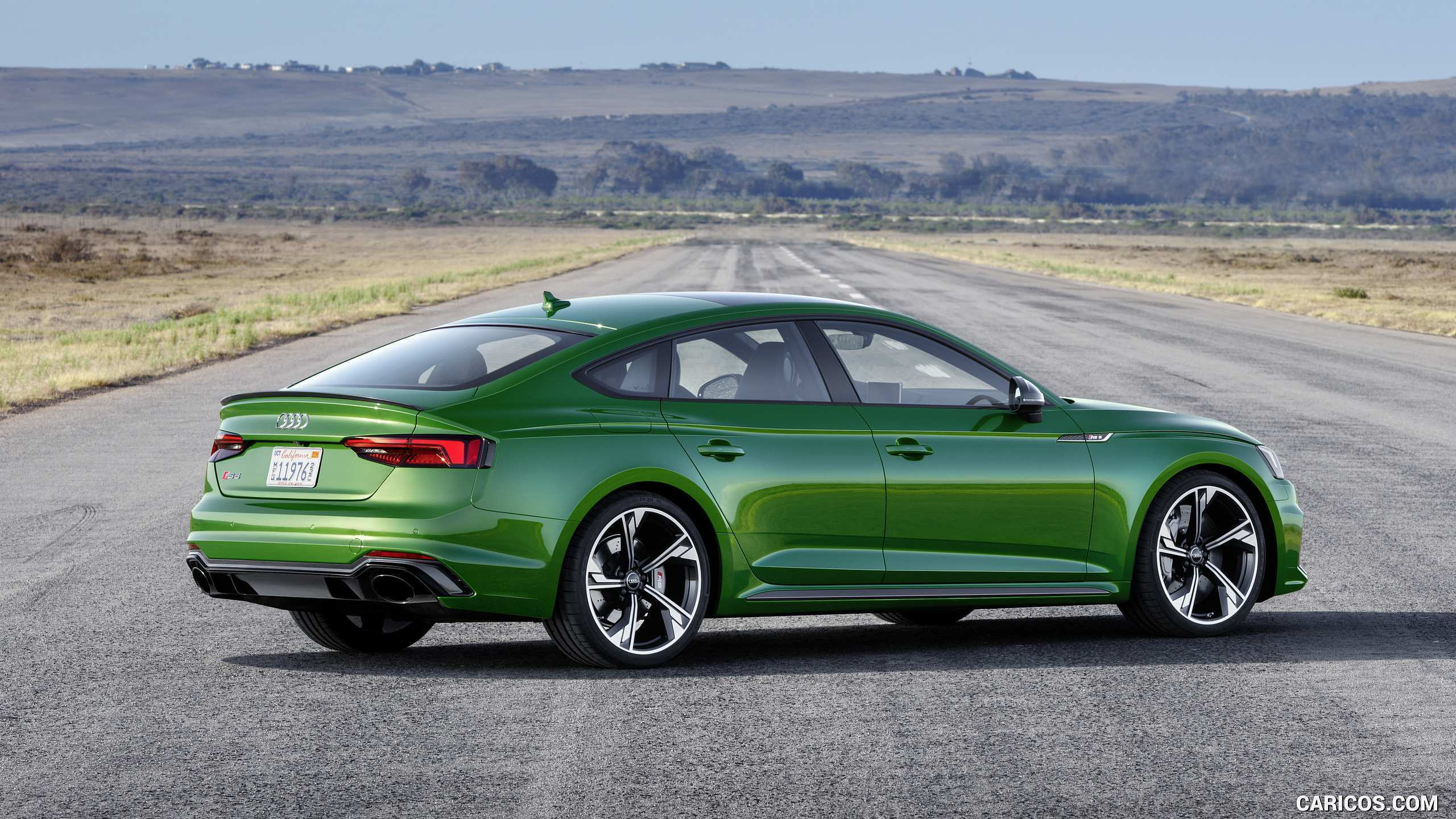 81 The 2019 Audi Green Performance with 2019 Audi Green