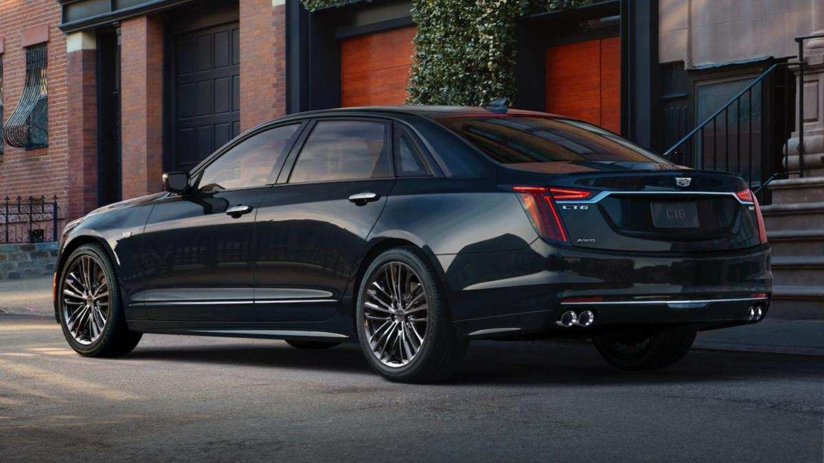81 The 2019 Cadillac Releases Overview by 2019 Cadillac Releases