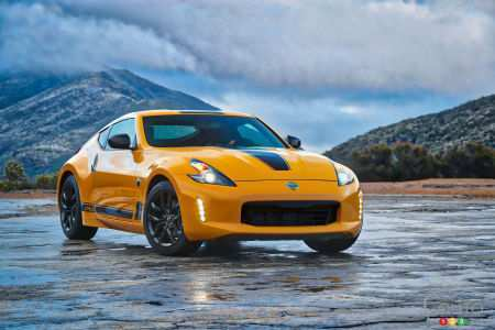 81 The 2019 Nissan 370Z Heritage Edition Price for 2019 Nissan 370Z Heritage Edition