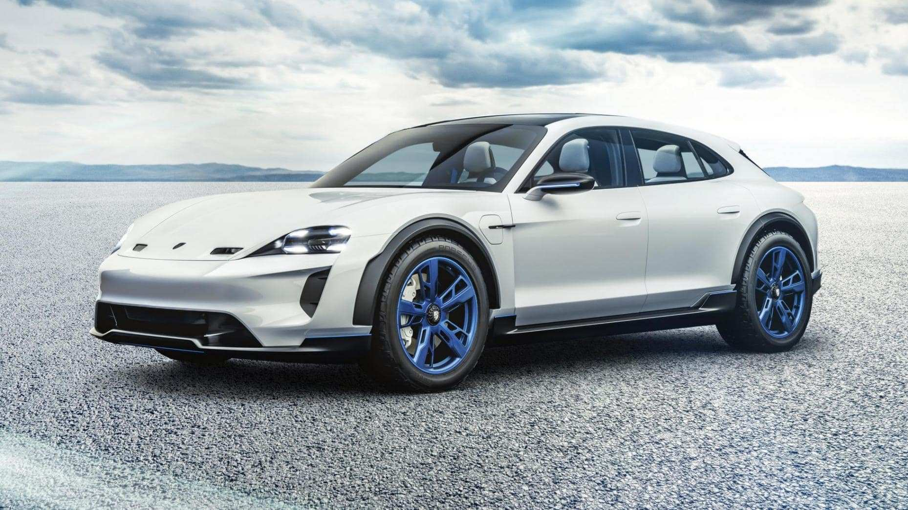 81 The 2019 Porsche Taycan Redesign and Concept by 2019 Porsche Taycan