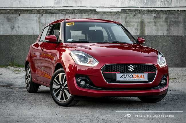 81 The 2019 Suzuki Swift Philippines Performance with 2019 Suzuki Swift Philippines