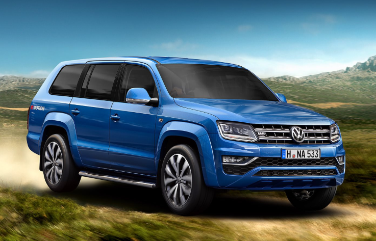 81 The 2019 Vw Amarok Spy Shoot by 2019 Vw Amarok