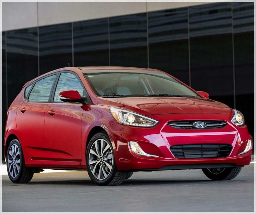 81 The 2020 Hyundai Accent Model by 2020 Hyundai Accent