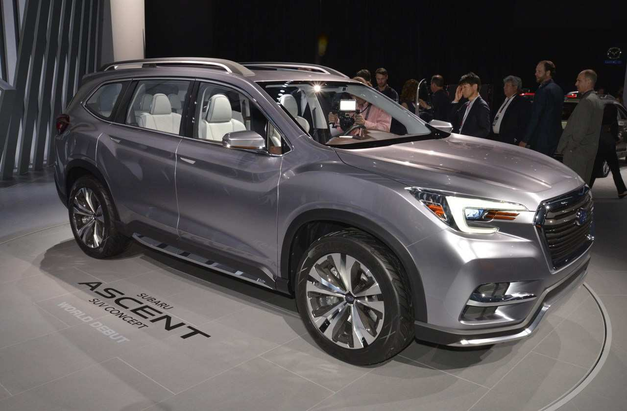 81 The 2020 Subaru Legacy Redesign Style with 2020 Subaru Legacy Redesign
