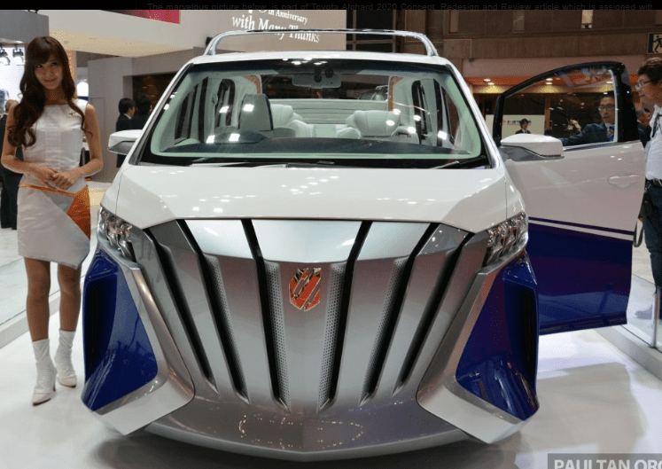 81 The 2020 Toyota Alphard Price and Review with 2020 Toyota Alphard