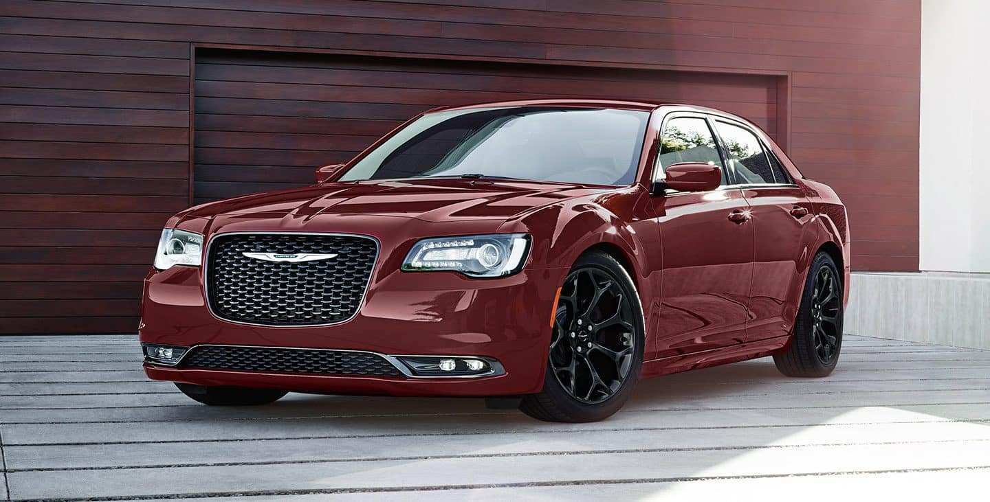 82 All New 2019 Chrysler 300C Exterior with 2019 Chrysler 300C