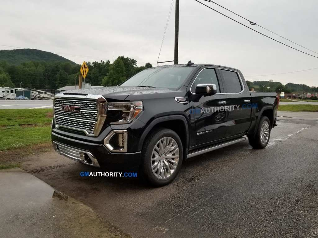 82 All New 2019 Gmc 1500 Release Date First Drive by 2019 Gmc 1500 Release Date