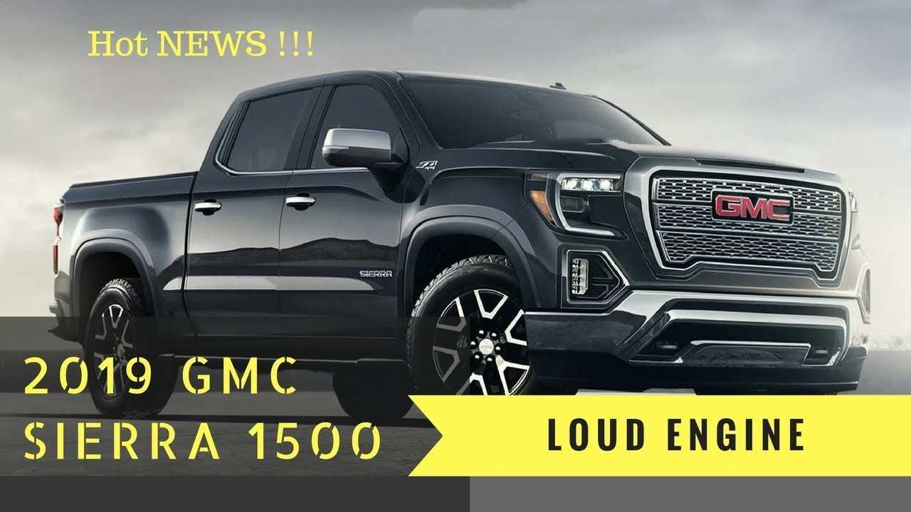 82 All New 2019 Gmc Sierra News New Review by 2019 Gmc Sierra News