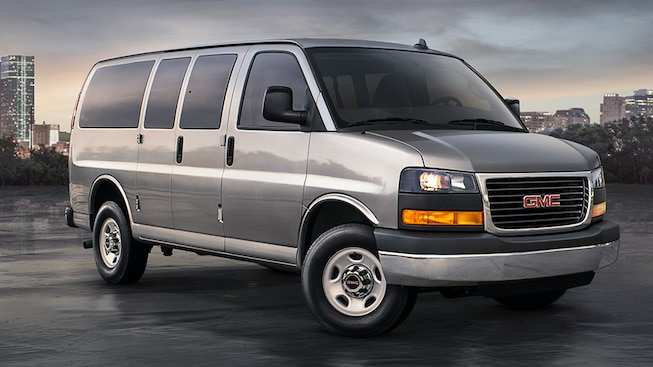 82 All New 2019 Gmc Van Prices by 2019 Gmc Van