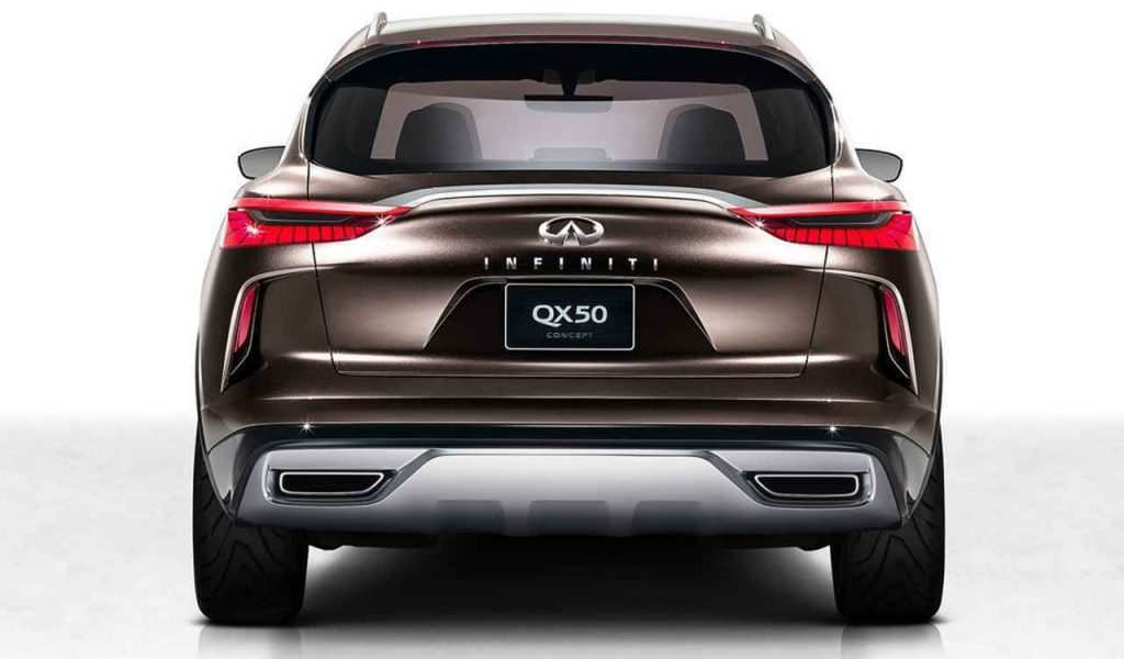 82 All New 2019 Infiniti Qx50 Dimensions Redesign by 2019 Infiniti Qx50 Dimensions