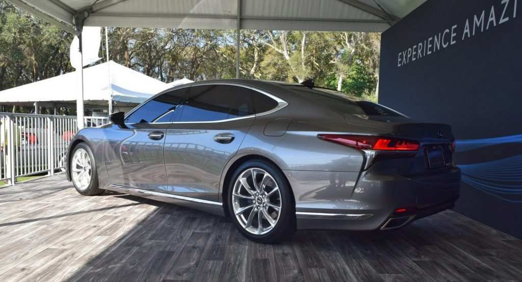82 All New 2019 Lexus Ls 500 Performance and New Engine by 2019 Lexus Ls 500