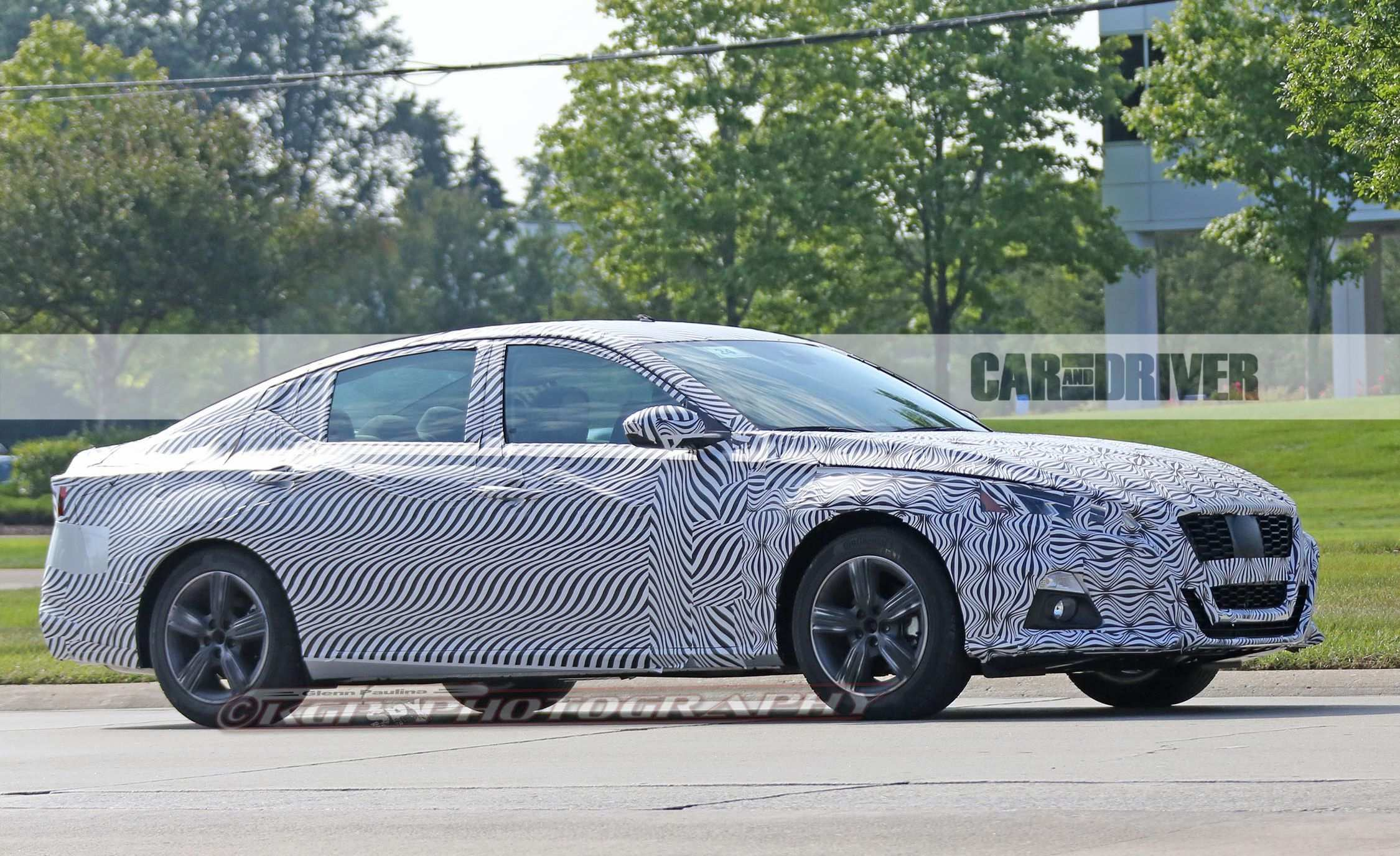 82 All New 2019 Nissan Altima Spy Shots Release with 2019 Nissan Altima Spy Shots