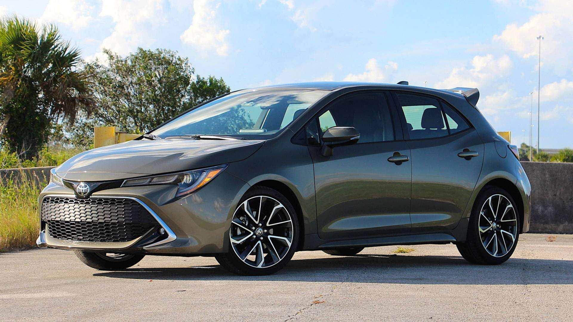 82 All New 2019 Toyota Corolla Hatchback Configurations with 2019 Toyota Corolla Hatchback