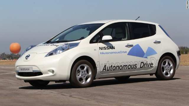 82 All New Nissan 2020 Self Driving Cars First Drive by Nissan 2020 Self Driving Cars
