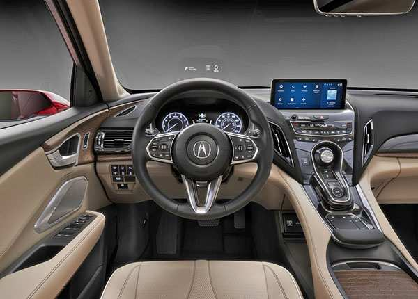 82 Best Review 2019 Acura Rdx Concept Performance and New Engine with 2019 Acura Rdx Concept